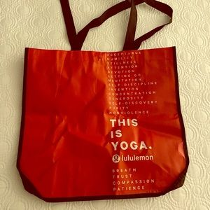 Lulu bag perfect condition